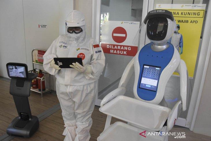 Amerika Serikat Mengeluarkan Robot untuk Membunuh Virus Covid-19