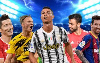 4 Fakta mengenai Crisitano Ronaldo yang jarang diketahui