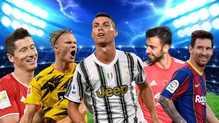 4 Fakta mengenai Cristiano Ronaldo yang jarang diketahui