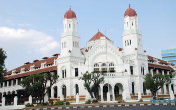 Keindahan dan Pesona wisata Lawang Sewu Semarang